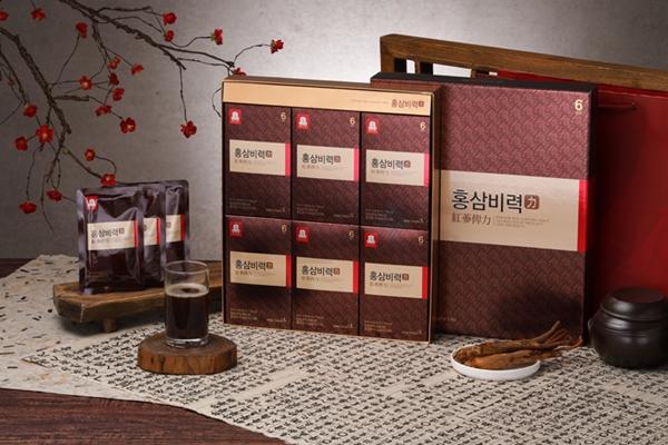 이미지_[9/23부터 순차배송] 정관장 홍삼비력 50ml x 30포 + 쇼핑백포함