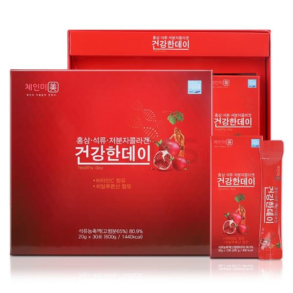 이미지_삼성 홍삼석류저분자콜라겐으로 건강한데이 20g x 30포 [A0601]