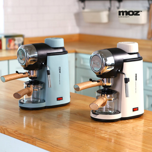 이미지_[추석이후 발송예정]모즈 커피머신 DR-800C [그린, 아이보리]
